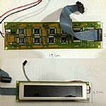 M4024 ZINC0 107 94-0/M4024 MDR52V-0 LCD Module Replacement