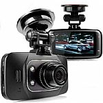 GS8000L Novatek 1080P Car DVR Vehicle Camera Video Recorder